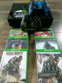 Xbox One CONTROLLERS + GAMES  Antelope, 95843