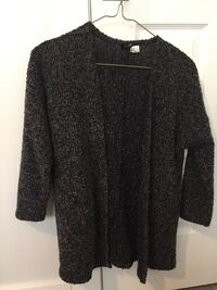 H&M Textured Cardigan (small) VANCOUVER