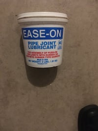 Ease-on pipe joint lubricant Lincoln, L0R