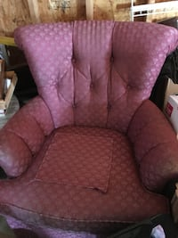 Rose Colored Armchair PURCELLVILLE