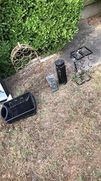 black and gray car stereo Duncanville, 75137