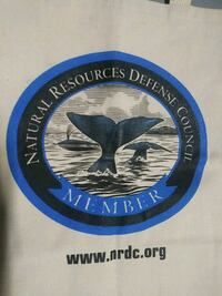 Vintage Natural Resources Defense Council Member C Baltimore