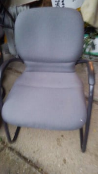 11 Heavy, super comfortable chairs. $25 each.