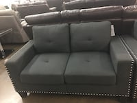 Fabric sofa and love seat. Brand new. Farmers Branch, 75234