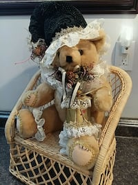 Bear in a Chair Mississauga