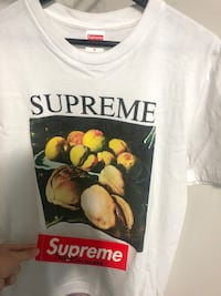 Supreme still life t-shirt