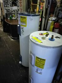 Used Electric Water Heaters