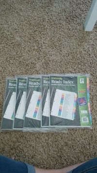 Table of Contents Dividers Johnson City, 37615
