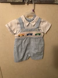 Baby Boy Smock Like New  Brandon, 39047