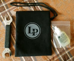 New LP Lug Wrench Lug Oil & Pouch