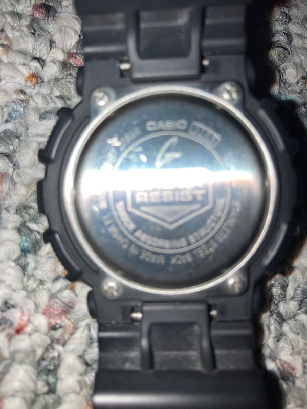 Casio mens gd100 gshock model 409199aa-0cb0-40bf-a381-deed4f9790a9