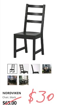 chair for $30 Markham, L3T 7T8