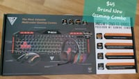 Brand New Gambias RGB 3 in 1 Gaming Combo Vaughan, L4L 8K5