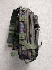 Airsoft shooters, backpack and mask for sale - CONTACT FOR PRICES