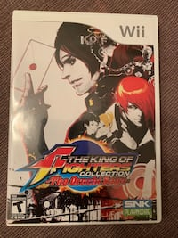 RARE The King Of Fighters Collection The Orochi Saga for Nintendo Wii Ajax, L1T 1V1