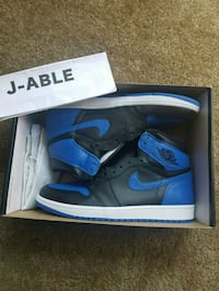 Air Jordan Royal 1s Sacramento, 95835
