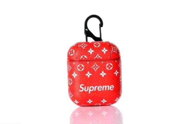 Used Airpods Supreme Case For Sale In Maple - Letgo