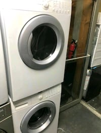 LG 27in washer and dryer set