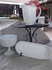 White glass 20 for all or 7 each Weslaco, 78599