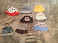 Size 0-9 month hats! Ashburn, 20147