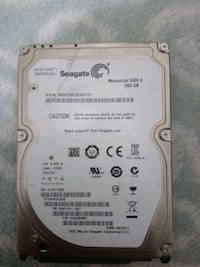 SEAGATE 500GB HARD DİSK