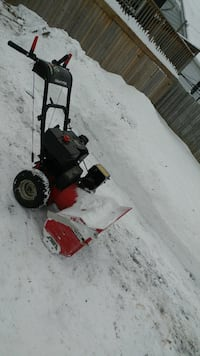 """26"""" 8hp snowblower with reverse"""