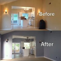Interior painting Kissimmee