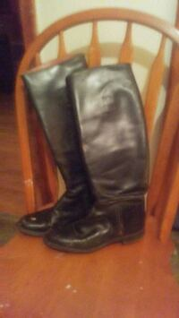 Vintage leather ridi g boots Grand Rapids, 55744