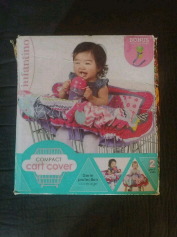 Infantino compact baby cart cover