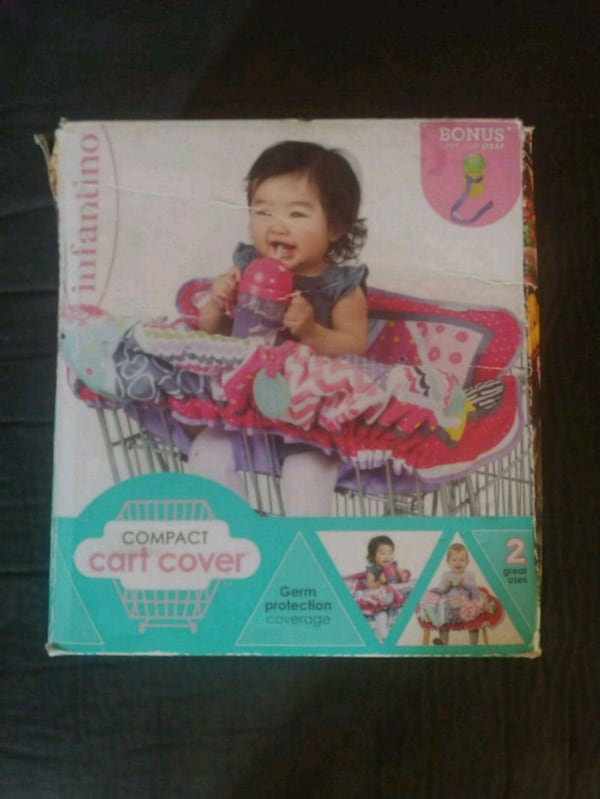 Infantino compact baby cart cover 50104357-c68d-4604-8935-5289bb755684