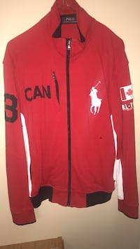 Ralph Lauren polo track top
