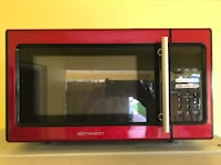 red and black Emerson microwave oven Oakland Park, 33309