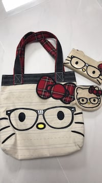 hello kitty tote, wallet and coin bag Rockville, 20852