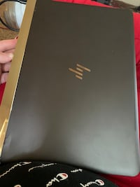 2018 Matte black/charcoal/gold HP spectre