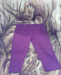 Danskin now fitted yoga pants size large 12-14 Manchester, 03101