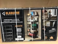 Brand New Gladiator Heavy Duty Shelf tower 1,000 lbs Max Gaithersburg, 20878
