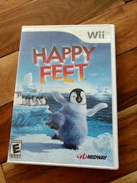 Happy feet Wii Grand Forks, 58201