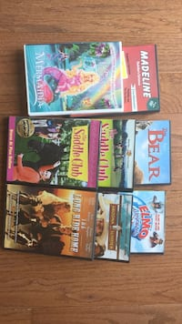 Dvds $3 each Chantilly, 20152