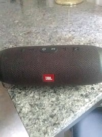 black JBL portable bluetooth speaker Hyattsville, 20783