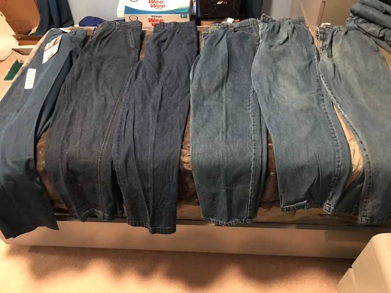Cotton Dockers Jeans 36 X 34 42b3a960-fbeb-4728-91a3-6255d47eedef