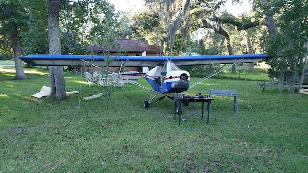 Used Rans S5 Coyote 1 Ultralight Aircraft for sale in Dayton