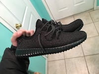 pair of pirate black Adidas Yeezy Boost 350 Kitchener, N2M 3R8