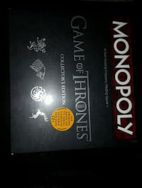 Game of Thrones Monopoly  Guildford, 2161