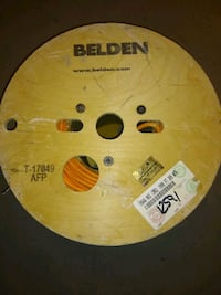 BELDEN coax cable wire  1000 ft