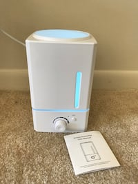 Humidifier /essential oil defuser