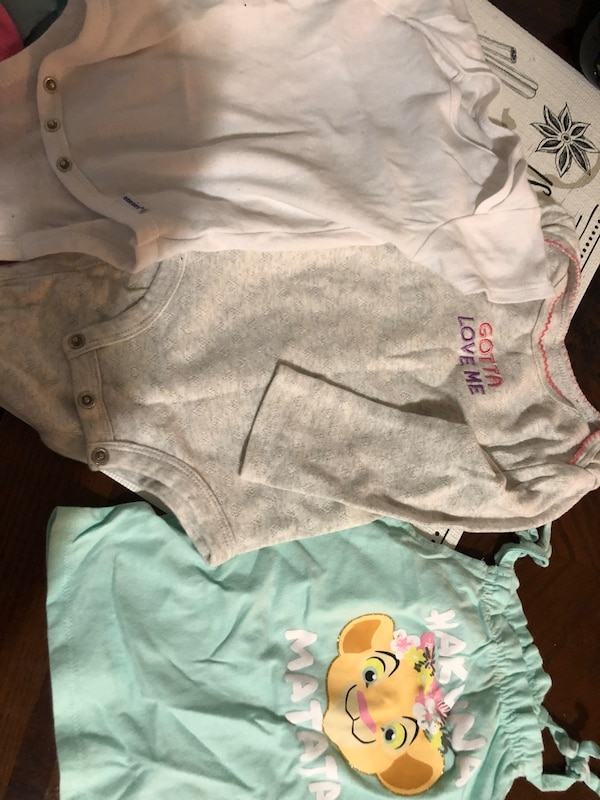48b1e10452 Used Baby shirts for sale in West New York - letgo