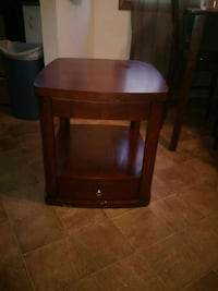 3 drawer $15 end table $25