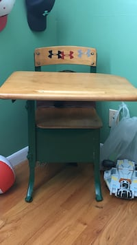 Desk, great condition. My son just never seems to use it