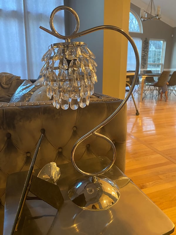 New lamps , glam lamp.. 2