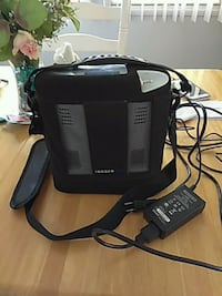 black and gray Philips portable DVD player New Port Richey, 34653